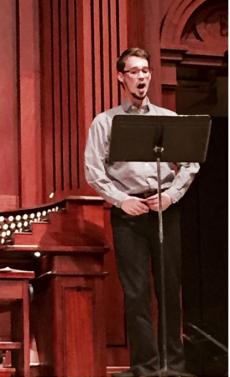 Early Music Recital: Ich Habe Genug • Rice University, 2016